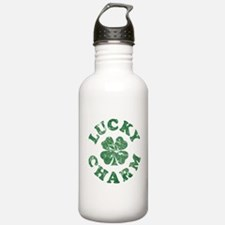 Lucky Charm [vintage] Water Bottle