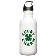 Lucky Charm [4-Leaf Clover] Water Bottle