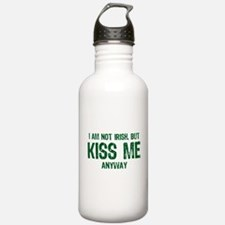 Kiss Me Anyway Water Bottle
