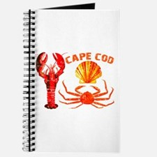 Cape Cod - Lobster, Crab and Journal