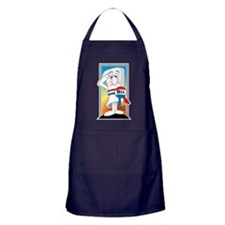 SchoolHouse Rocks Bill 2 Apron (dark)