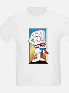 SchoolHouse Rocks Bill 2 T-Shirt
