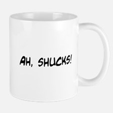 ah shucks Mug