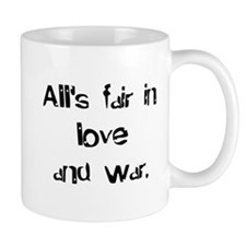 love and war Mug
