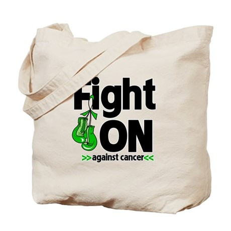 Fight On Bile Duct Cancer Tote Bag