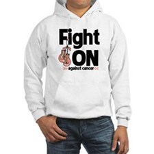 Fight On Endometrial Cancer Jumper Hoody