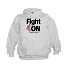 Fight On Endometrial Cancer Hoody