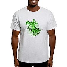 NonHodgkins Remission Rocks T-Shirt
