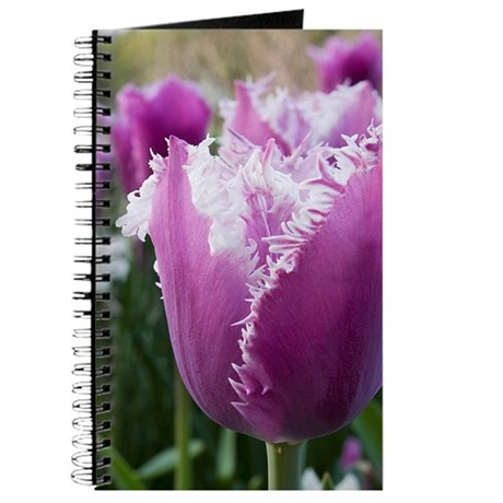 Purple Tulip Journal