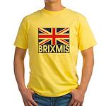 BRIXMIS Yellow T-Shirt