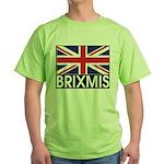 BRIXMIS Green T-Shirt