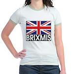 BRIXMIS Jr. Ringer T-Shirt