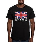 BRIXMIS Men's Fitted T-Shirt (dark)