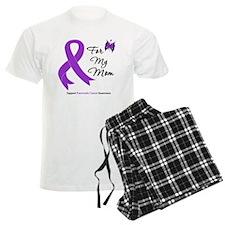 Pancreatic Cancer Mom Pajamas