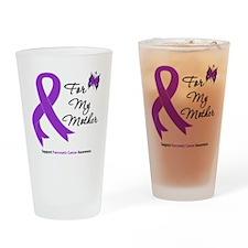 PancreaticCancer Mother Drinking Glass