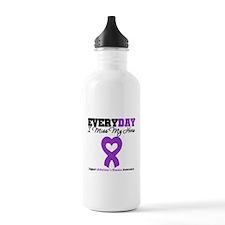 Alzheimer's MissMyHero Water Bottle