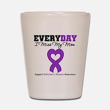 Alzheimer's MissMyMom Shot Glass