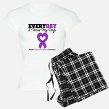 Alzheimer's MissMyWife Pajamas