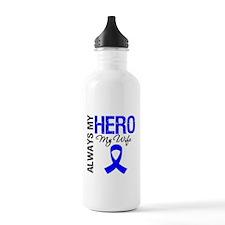 AlwaysMyHero Wife Water Bottle