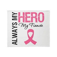 AlwaysMyHero Fiancee Throw Blanket