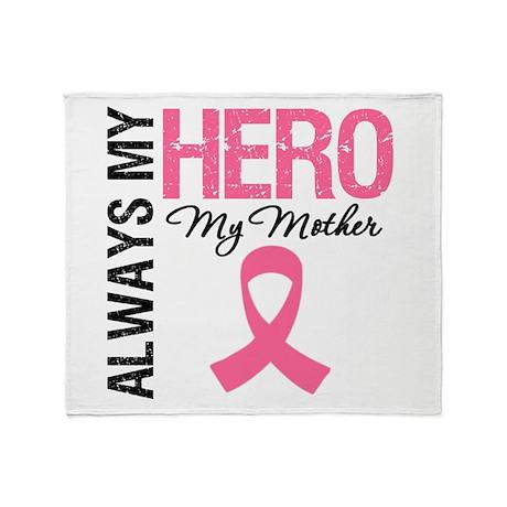 AlwaysMyHero Mother Throw Blanket