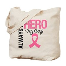 AlwaysMyHero Wife Tote Bag