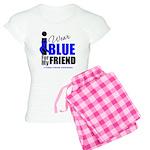 IWearBlue Friend Women's Light Pajamas