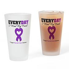 PancreaticCancerFriend Drinking Glass