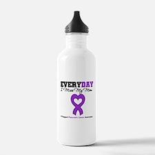 PancreaticCancerMom Water Bottle