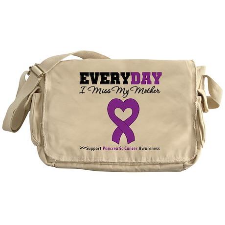 PancreaticCancerMother Messenger Bag