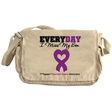 PancreaticCancerSon Messenger Bag