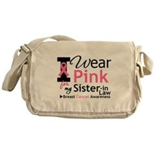 IWearPinkSister-in-Law Messenger Bag