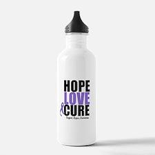 HopeLoveCure Lupus Water Bottle
