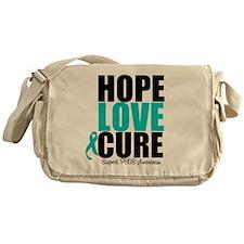 HopeLoveCure PCOS Messenger Bag