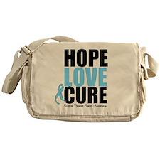 HopeLoveCure Prostate Cancer Messenger Bag