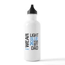 IWearLightBlue Dad Sports Water Bottle