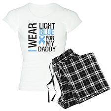 IWearLightBlue Daddy Pajamas