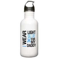 IWearLightBlue Daddy Sports Water Bottle
