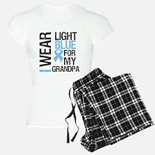 IWearLightBlue Grandpa Pajamas