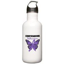 Leiomyosarcoma Warrior B Water Bottle