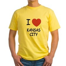 I heart kansas city T