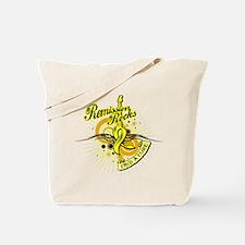 Sarcoma Remission ROCKS Tote Bag