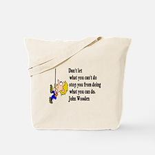 do it Tote Bag
