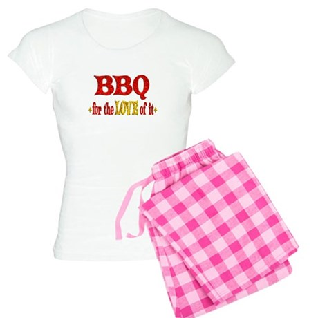 BBQ Love Women's Light Pajamas