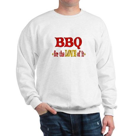 BBQ Love Sweatshirt