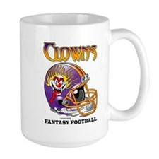 Fantasy Football - Clowns Mug
