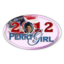 Perry Girl -Decal