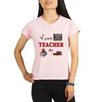Teachers Do It With Class Performance Dry T-Shirt