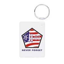 NEVER Forget - Keychains
