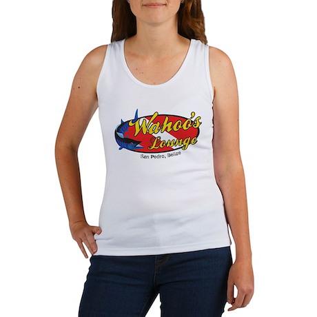 Ladies Wahoo's Tank Top